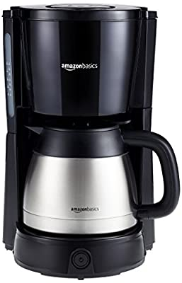 AmazonBasics Coffee Machine with 1 Litre Insulated Jug from AmazonBasics