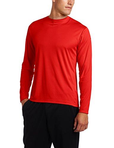 Asics Core da uomo a maniche lunghe Red Heat