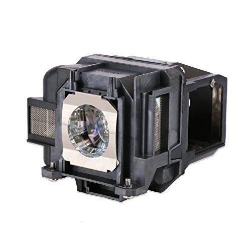 Loutoc V13h010l78 Ersatzlampe für Epson Elplp78 EB-S03 EH-TW5100 EH-TW5200 EH-TW570 Projektor, mit Gehäuse