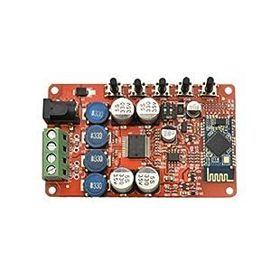 Yardwe TDA7492 50 W 2 AUX Drahtlose Bluetooth 4,0 Audio Receiver Digitale Verstärkerplatine