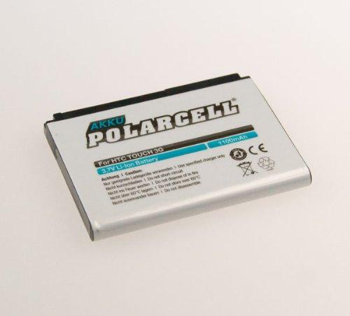 NFE² Edition Polarcell Lithium-Ionen Akku - 1100mAh - für PDA HTC T3232, Touch 3G, Touch Cruise 2, Jade und XDA Guide