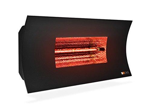 Radialight SQBAL003 Lampada infrarossi alogena da Esterno OASI HT (2000W)
