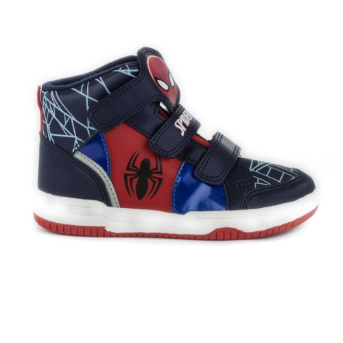 Spiderman, Sneaker bambini (Multicolore)