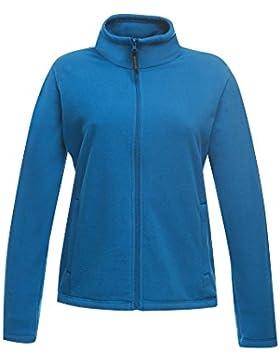 Regatta de mujer con cremallera completa Micro chaqueta de forro polar