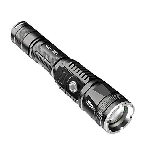 LafyHo 800LM T6 LED iluminación 5 Modo Aire Libre