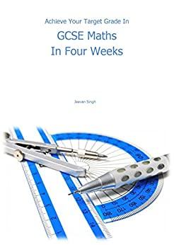 Gcse maths in 4 weeks book