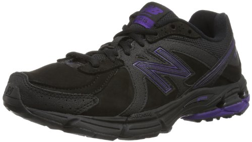 New Balance WW905 B, Damen Walkingschuhe, Schwarz (AB BLACK/SILVER), EU 40 (US 8.5/UK 6.5) New Balance Walking-schuhe Damen
