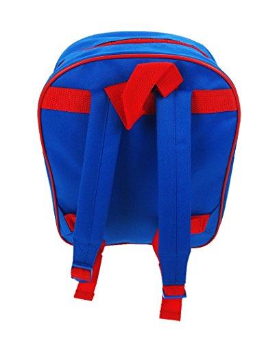 Spiderman Sac à dos enfants, bleu (Bleu) - SPID001190