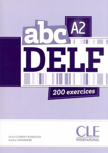 ABC DELF. Niveau A2 (Livre + CD Audio)