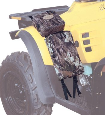 Quad ATV Fender borse accessori nero