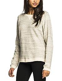 Maison Scotch Women's Basic Pullover Sweat In Various Qualities & Patterns Sweatshirt