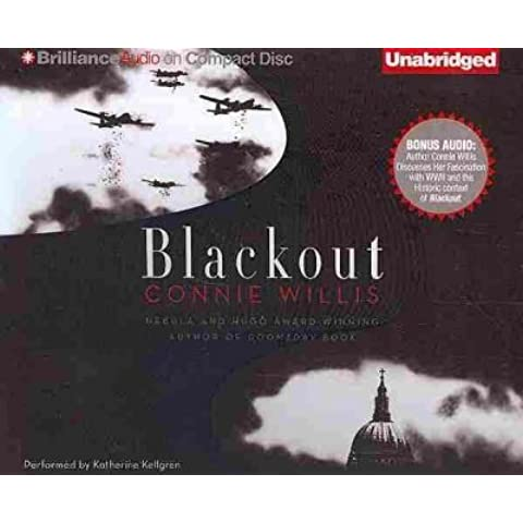 (BLACKOUT ) BY Willis, Connie (Author) Compact Disc Published on (09 , 2010)