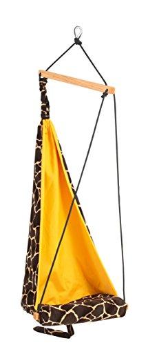 AMAZONAS Tierisch Cooler Kinder Hängesessel Hang Mini Giraffe 3 - 8 Jahre bis 60 kg