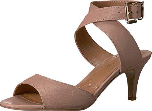 J Renee Mid Heel Heels - J. Renee Women's Soncino Criss Cross