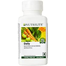 Amway Nutrilite Multivitamin and Multimineral Tablets - 120 Tabs