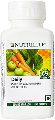 NUTRILITE Multivitamin And Multimineral Tablets - 120 Tabs