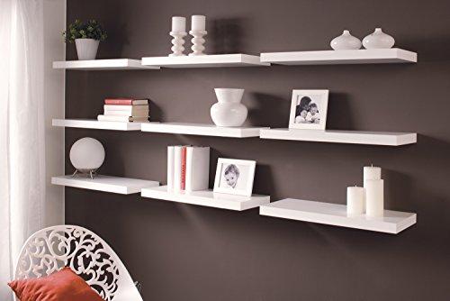 fetim schwebendes wandregal 60 cm b organised 1 st ck. Black Bedroom Furniture Sets. Home Design Ideas