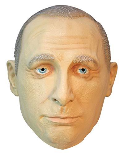 Horror-Shop Wladimir Putin Politiker Maske für Karneval aus Latex