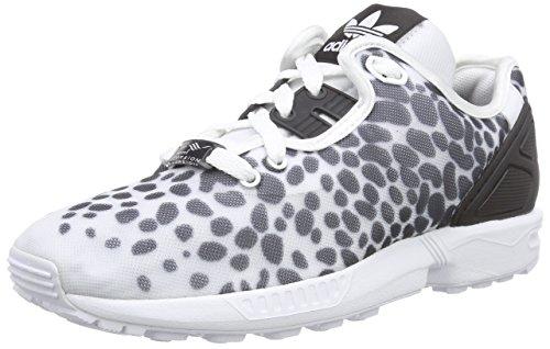 adidas Originals Zx Flux, Baskets mode femme Noir