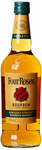 Four Roses Bourbon Whisky (1 x 0.7 l)