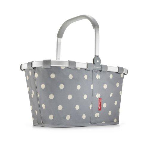 reisenthel BA0163 Carrybag, grau dots - Grau Dot