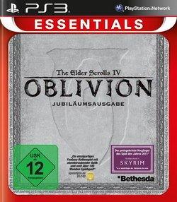The Elder Scrolls IV: Oblivion Jubiläumsausgabe [Essentials] - [PlayStation 3]