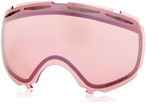 Oakley Canopy Skibrille Unisex Erwachsene, schwarz