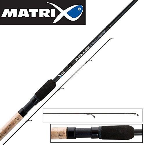 Fox Matrix Pellet Master 11ft 3-8lb - Posenrute zum Friedfischangeln, Angelrute zum Angeln mit Pellet Waggler, Friedfischrute (Fox Sport-master)