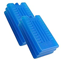 Pack of 3/6 - Freezer Blocks - Use With a Cool Bag For Added Cooling