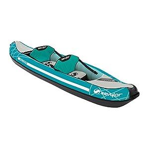 "Sevylor MadisonÂ"" Inflatable Kayak Kit"