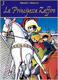 La principessa Zaffiro: 3