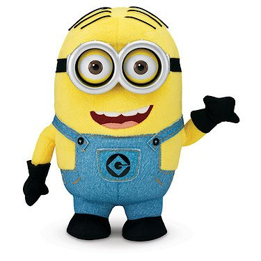 Despicable Me 2 – Talking Dave Soft Toy