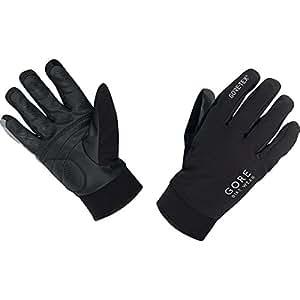GORE BIKE WEAR, Damen und Herren, Thermo Fahrrad-Handschuh, GORE-TEX, Universal GT Thermo Gloves, GCOUNW, Schwarz (Black), Gr. 6 (S)