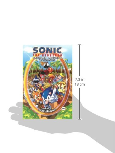 Image of Sonic The Hedgehog Archives Volume 0: The Beginning