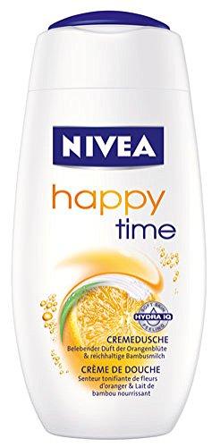 NIVEA CREMEDUSCHE Happy Time, 250 ml