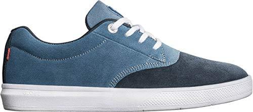 Globe Herren The Eagle Sg Skateboardschuhe Blau (Moonlight Blue/Navy 0) 42 EU