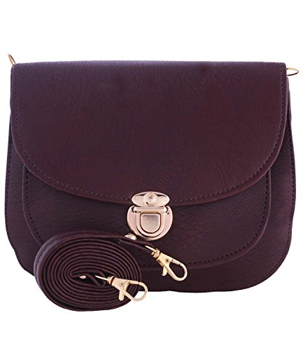 Fristo women slingbag(FRSB-034)Purple