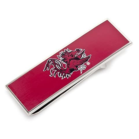 NCAA University of South Carolina Gamecocks Money Clip by Cufflinks