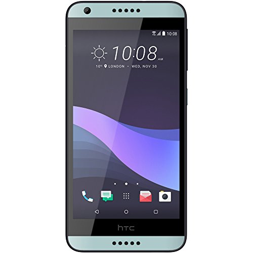 HTC Desire 650 (16Go, Dark Blue)