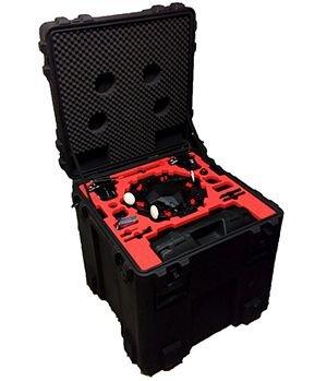 Experten Koffer für DJI Matrice 600 Pro inklusive Batterie Transportkoffer