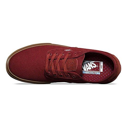 Vans AUTHENTIC, Unisex-Erwachsene Sneakers Madder Brown Gum