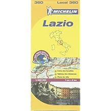 Carte LOCAL Lazio