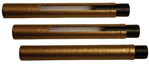 pielröhren zur Aufbewahrung von Nadelspielen mit unfertigen Strickarbeiten (Stricken-projekt-tasche)