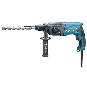 Makita HR2230 Martillo Ligero, 710 W, 230 V, Azul/Gris, 710W