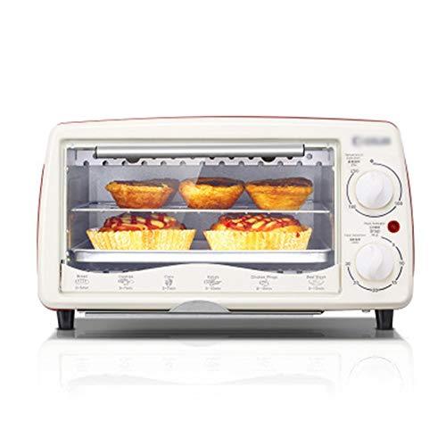 en Backofen Multi-Funktions-Automatik Mini schnelle Heizung Haushalt Schlafsaal Hochleistungs-elektrischer Ofen -17 Ofen ()