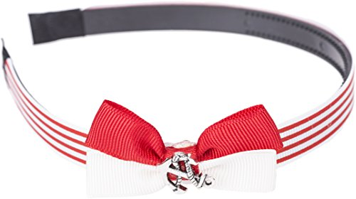 Sailor Streifen ELODIE Anchor ANKER BOW Schleifen Haarreif / Hairband Rockabilly