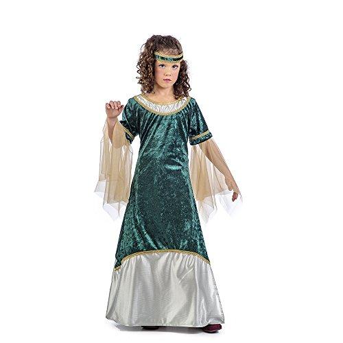 Limit Kostüme mi1065Mittelalter Olivia 5 (Kinder Olivia Kostüm)