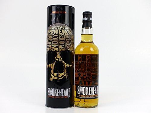 Smokehead Whisky Islay Single Malt 43% 0,7L