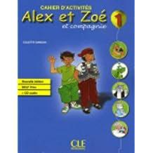 Alex et Zoe 1 cwiczenia + CD