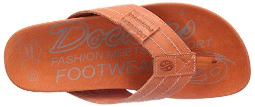 Dockers By Gerli 36Br001-120930, Mules Adulte Mixte Orange (Orange 930)